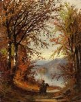 landscape by jasper francis cropsey painting
