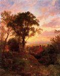 jasper francis cropsey the old home painting