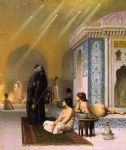 jean leon gerome the harem bath prints