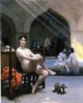 jean leon gerome the women s bath by jean-leon gerome painting