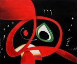 kopf by joan miro oil paintings