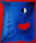 la danseuse by joan miro oil paintings