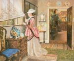 summer by john atkinson grimshaw painting