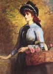 john everett millais watercolor paintings - sweet emma morland by john everett millais