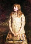 john everett millais sweetest eyes were ever seen painting