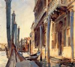 john singer sargent grand canal venice paintings