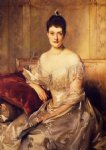 john singer sargent original paintings - mrs. mahlon day sands mary hartpeace by john singer sargent