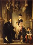 john singer sargent acrylic paintings - the marlborough family by john singer sargent