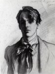 william butler yeats by john singer sargent painting