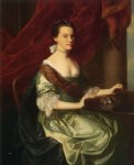 john singleton copley mrs. theodore atkinson jr francis deering wentworth paintings