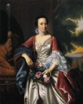 john singleton copley rebecca boylston painting