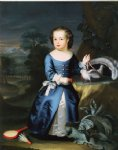 john singleton copley thomas aston coffin painting