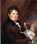 portrait of john m. trumbull the artist s nephew by john trumbull famous paintings