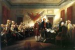 the declaration of independence by john trumbull famous paintings