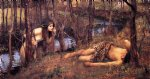 john william waterhouse a naiad painting-29946