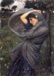 john william waterhouse boreas painting-77711