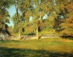 joseph decamp print - september afternoon by joseph decamp