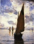 joseph decamp watercolor paintings - venice by joseph decamp