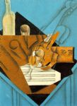 juan gris musician s table painting