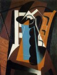 juan gris still life on a chair painting 29889
