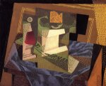 unknown by juan gris painting