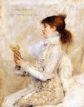 the sarah bernhardt portrait by jules bastien lepage painting