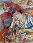 hermine by jules pascin art