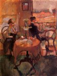 interior scene by jules pascin art