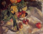 jules pascin still life with fruit painting 29736