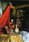 julius leblanc stewart still life with asian objects painting 29615