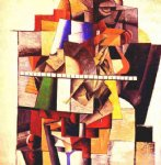 portrait of matiushin by kasimir malevich famous paintings