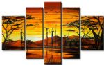 landscape original paintings - 5454 by landscape