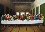 leonardo da vinci original picture of the last supper paintings