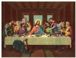 leonardo da vinci picture of the last supper ii painting