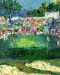 bethpage black course 2002 u.s. open by leroy neiman paintings