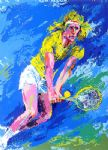 bjorn borg by leroy neiman painting