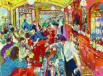 leroy neiman buena vista bar painting
