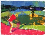 chipping on by leroy neiman paintings