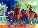 leroy neiman churchill downs painting