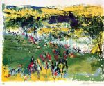 fox hunt by leroy neiman paintings