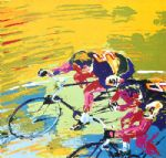leroy neiman indoor cycling prints