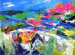 marlin by leroy neiman painting