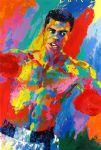 leroy neiman muhammad ali athlete of the century prints