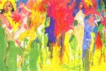 panteras by leroy neiman paintings