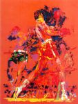 red boxers by leroy neiman paintings