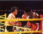 leroy neiman rocky ii vs. apollo painting