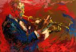 satchmo by leroy neiman paintings