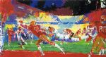 super play by leroy neiman painting