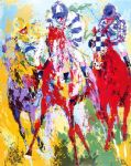 the finish by leroy neiman paintings