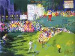 leroy neiman the golden bear painting